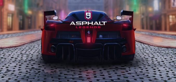 Мобилният гейминг в 120 кадъра с Asphalt на Gameloft